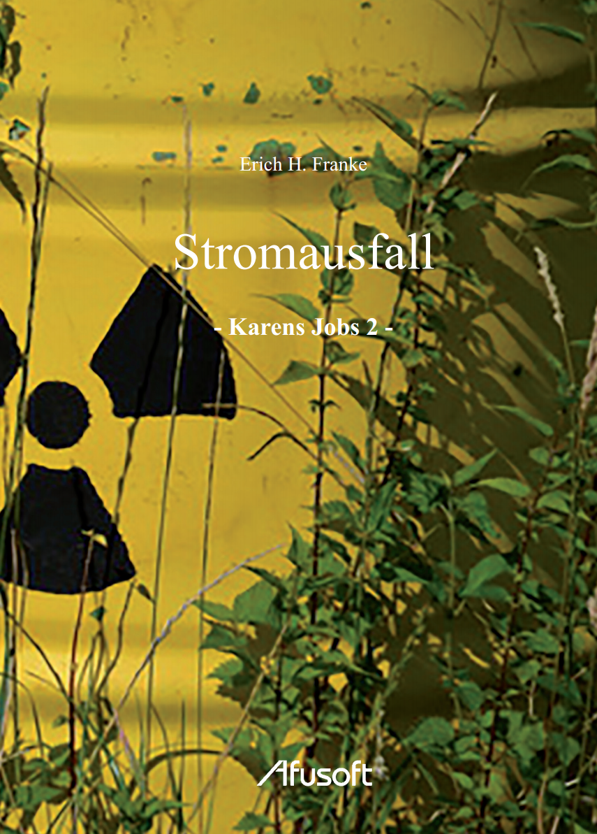 Stromausfall - Umschlag - Front